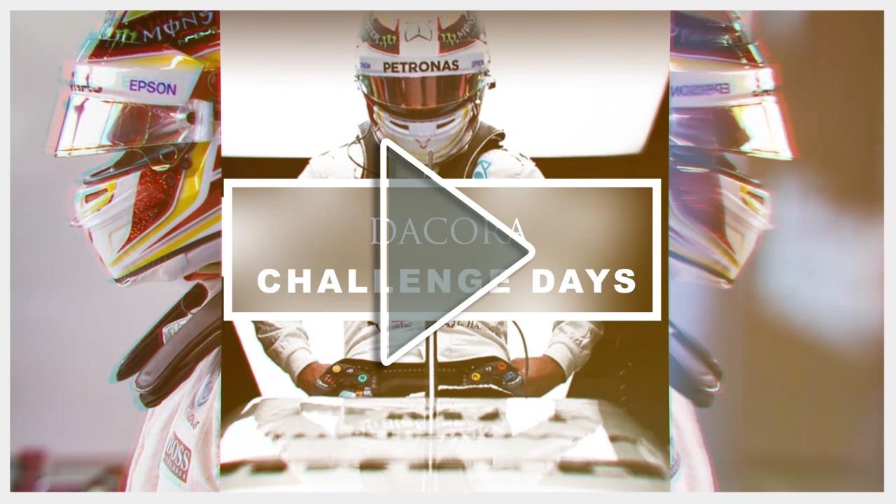 Spot video Dacora Challenge Days