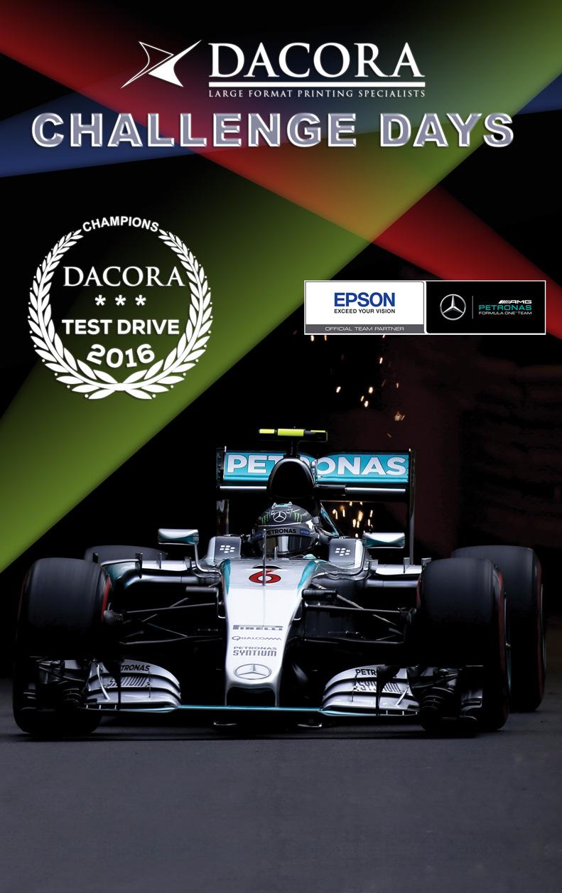 Dacora Challenge Days - Epson & Dacora event