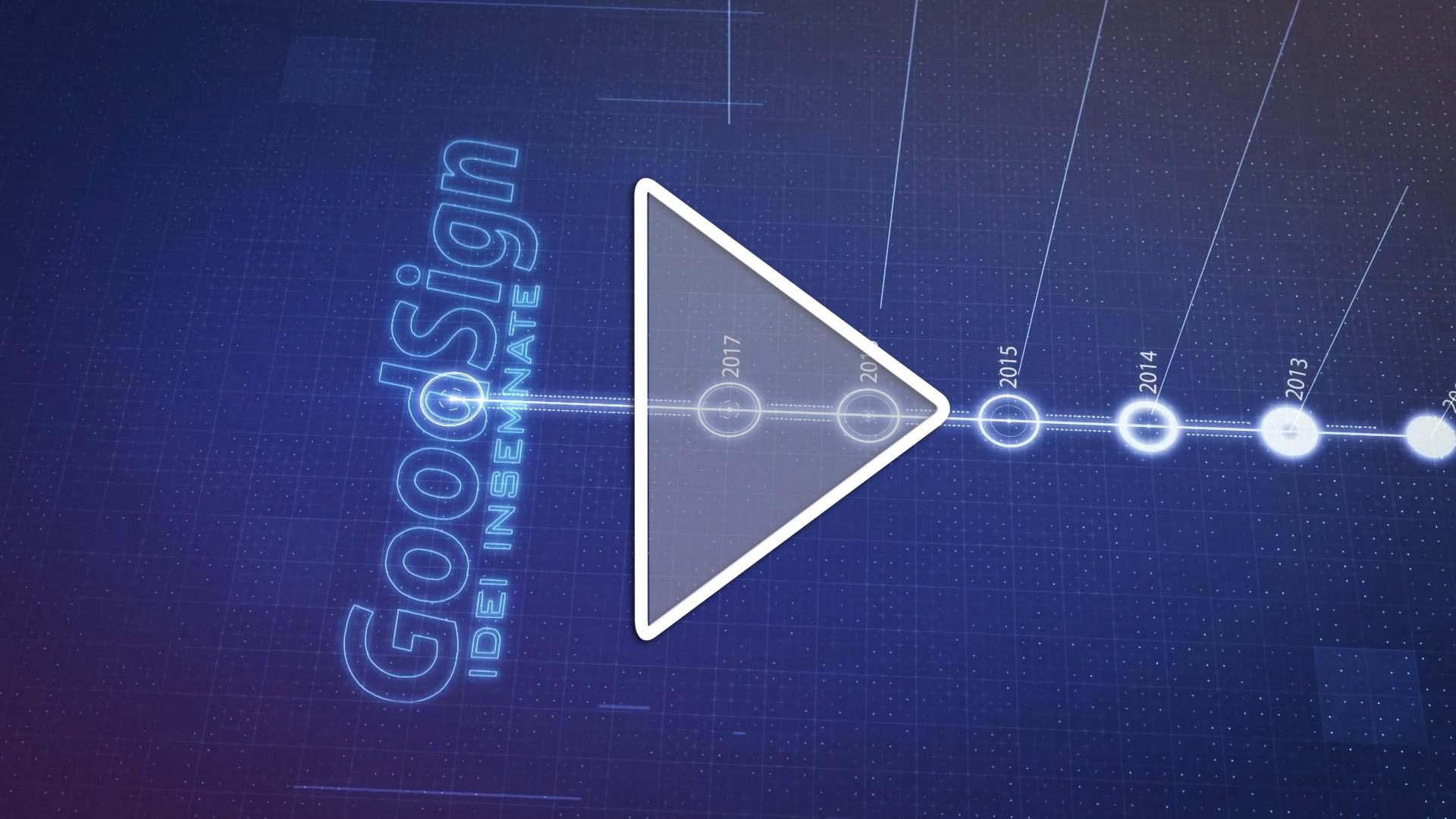 20 de ani de colaborare GoodSign - Algernon in 62 secunde